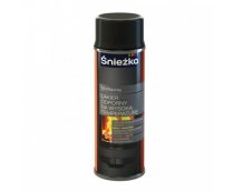 Multispray varnish resistant to high temperatures