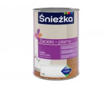 Sniezka to cover stains