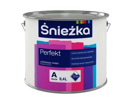 Śnieżka Perfect Lateksowa Latex emulsion for walls and ceilings