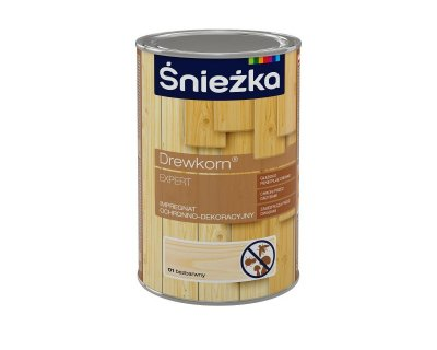 Sniezka Drewkorn Expert Protective and decorative wood preservative