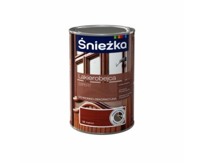 Sniezka Lakierobejca Expert Protective and decorative varnish stain