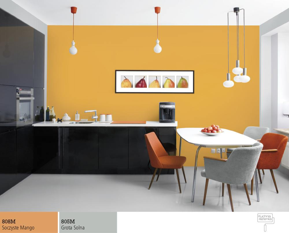 How To Match Paint Colours Reasonably To Our Walls śnieżka Farby