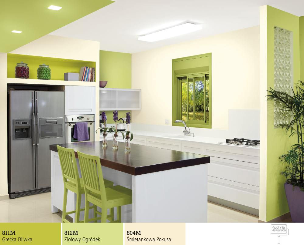 Kitchen inspirations – 5 solutions for your kitchen! | Śnieżka ...